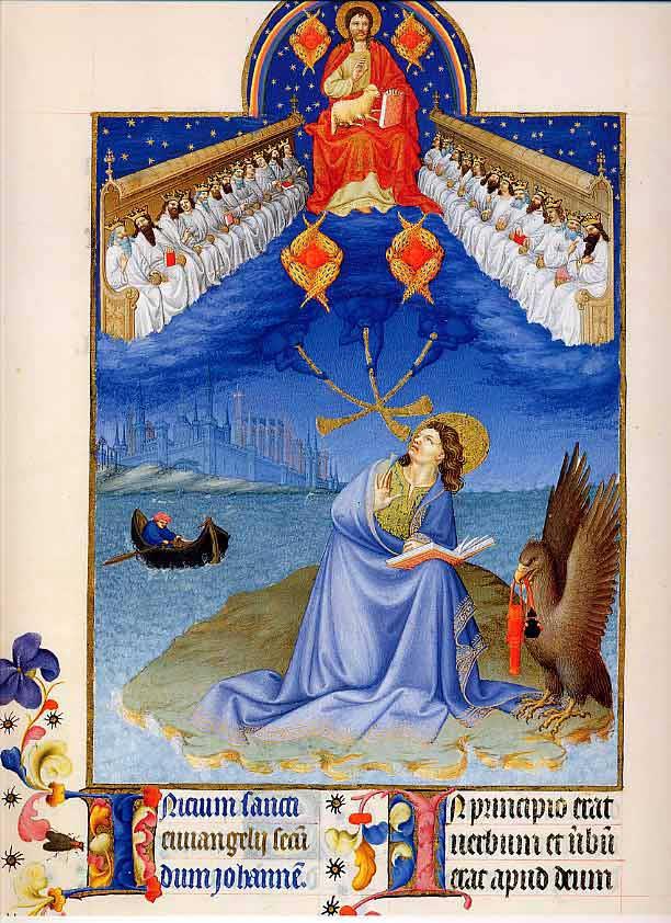 San Giovanni Apostolo ed Evangelista dans immagini sacre san-giovanni